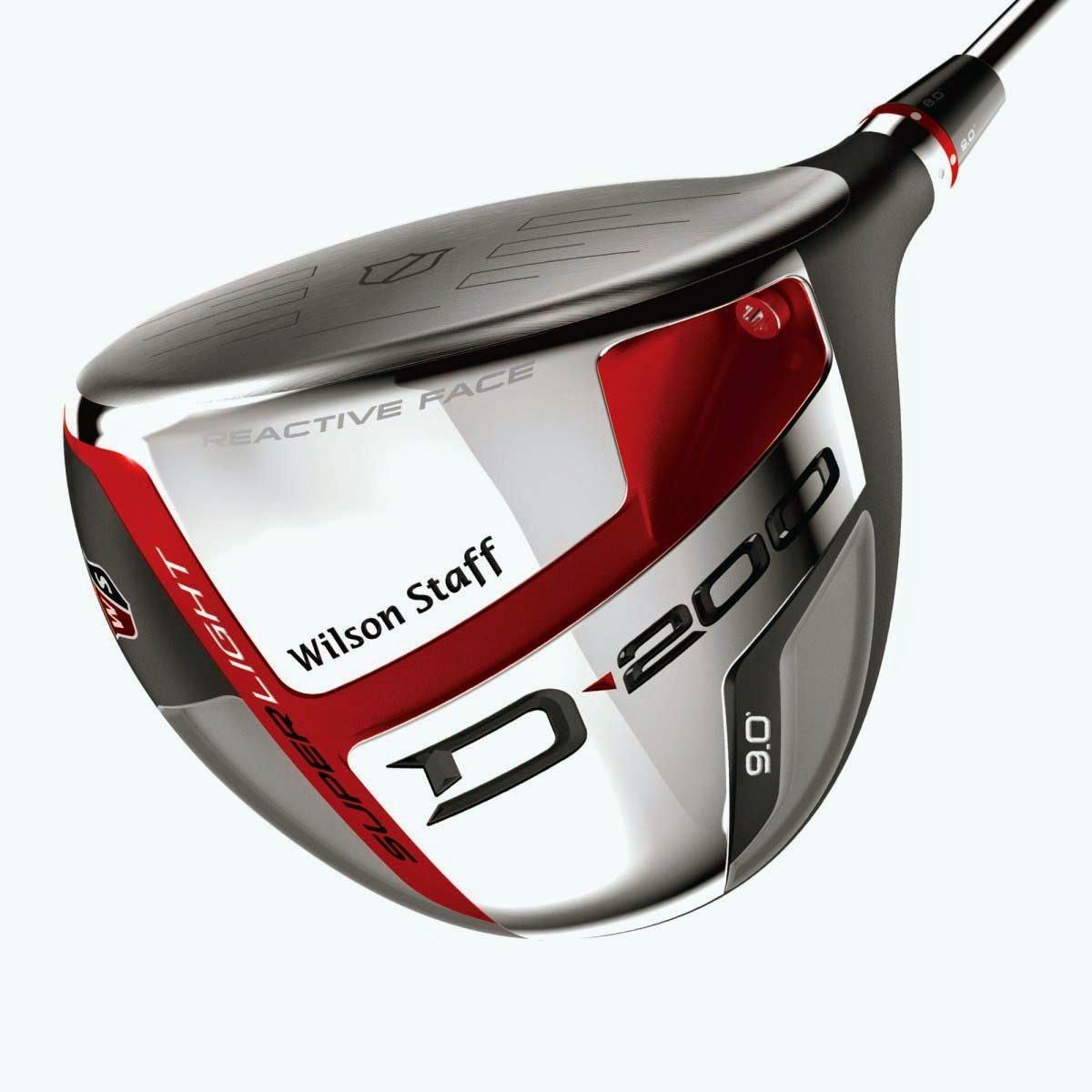 Wilson Staff D200 - Juego Completo de Palos de Golf hierros ...