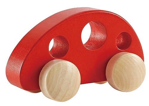 Hape HAP-E0052 Little Bus-Red