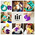 Lil' Teethers Baby Teething Toys. Bendable & Freezer Friendly. Highly Recommended by Moms. 100% Silicone (similar to nipples & pacifiers), BPA & Phthalates Free, FDA Compliant. by LilTeether that we recomend individually.