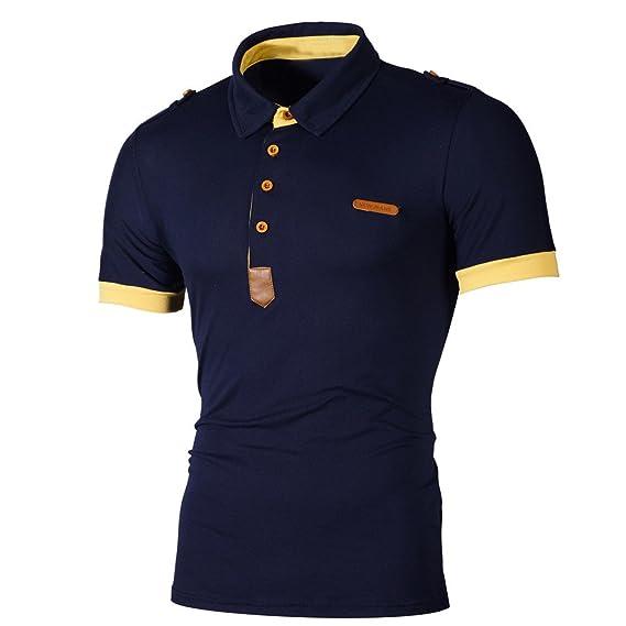 Amazon.com: YKARITIANNA 2019 Fashion Personality Mens ...