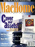 MacHome June 1998 Back Up Your Mac, Turn Your Mac Into a Recording Studio, Choosy Game Developers Choose Mac, Gil Amelio Interview, Microsoft Office 98 vs ClarisWorks 5, Dreamweaver and Diablo