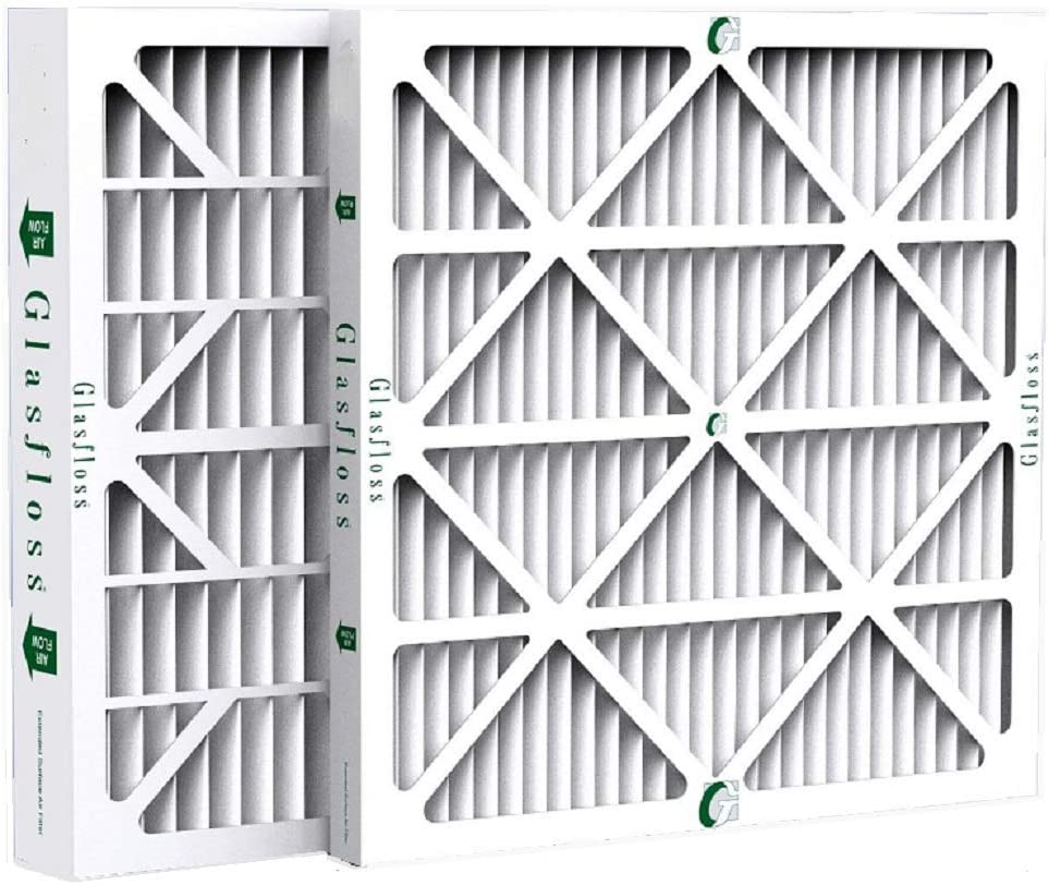 24x24x1 Merv 8 Furnace Filter 12 Pack
