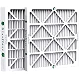 Glasfloss ZL 20x25x4 MERV 10 AC & Furnace Filters. 6 Pack. Actual Size: 19-1/2 x 24-1/2 x 3-3/4