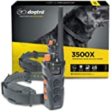 Dogtra 3500X Long Range IPX9K Waterproof 1.5-Mile Expandable Dual DIAL Remote Dog Training E-Collar for Professionals…