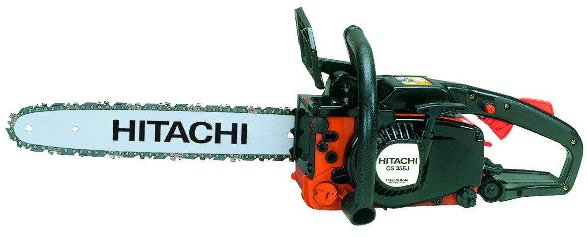 HITACHI CS 35 EJ - Sierra de jardinería: Amazon.es: Bricolaje y ...
