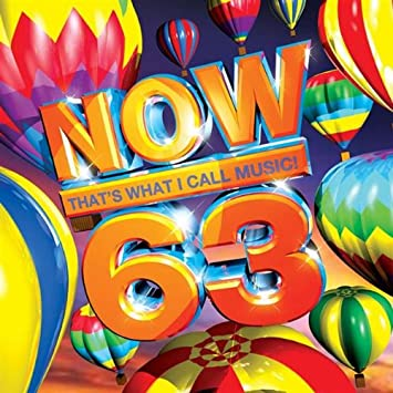 amazon now 63 various artists 輸入盤 音楽
