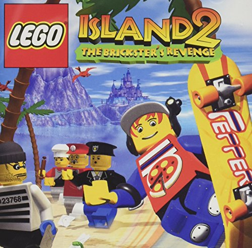 Lego Island 2: The Brickster's Revenge (XP Compatible Version)