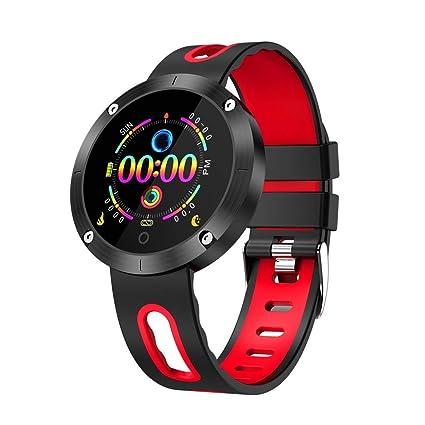 VEHOME Pulsera Inteligente-DM58PLUS - Hombre Mujer Relojes Deportivos - Monitoreo del Ritmo cardíaco -