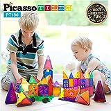PicassoTiles 180 Piece Set 180pc Building Block Toy