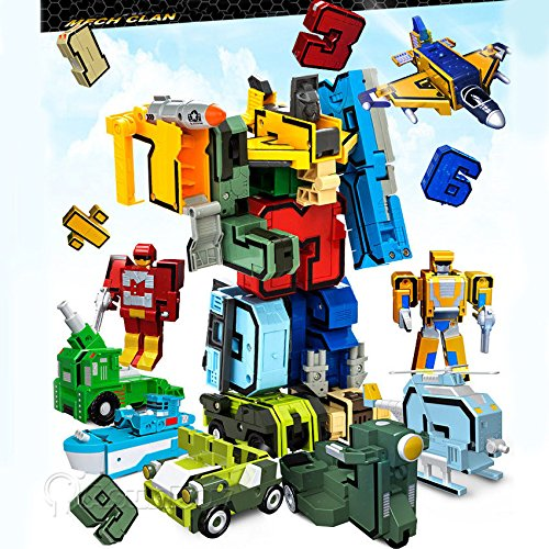 Cast Halloween Costumes News E (15 in 1 Numbers little Mini transformers Optimus Prime Figure no retail)