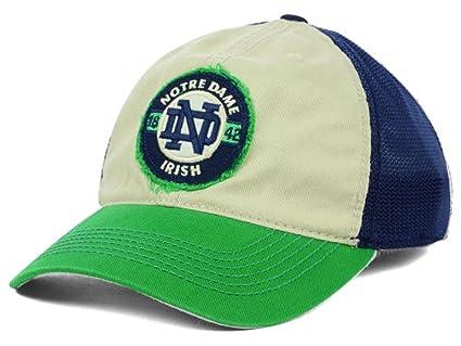Amazon.com   Notre Dame Fighting Irish New NCAA Honors Mesh Flex Fit ... 936c8e9f640
