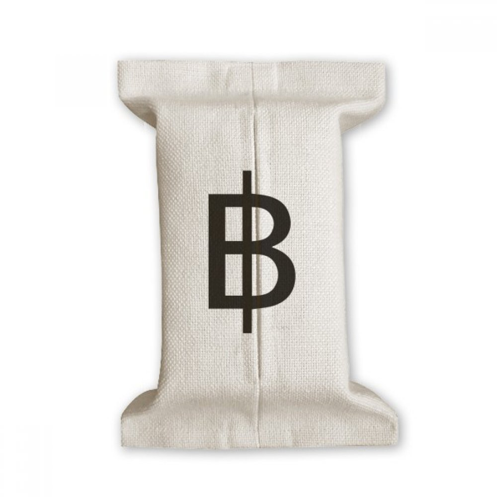 Amazon Diythinker Currency Symbol Thai Baht Tissue Paper Cover