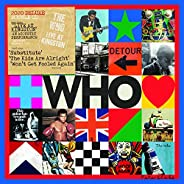 WHO [7 Singles Box Set w/ Live At Kingston CD] (Vinyl)