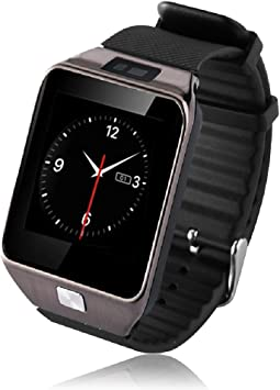 E821 V8 Smart Watch Pulsera Smartphone Reloj Inteligente por Bluetooth 4.0,1.54