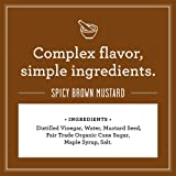 Sir Kensington's  Spicy Brown Mustard 11 oz