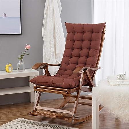 Cojín de tumbona Bandas Tumbona Cojín de ratón antideslizante portátil jardín Patio acolchada cama reclinable Mat alisador de asiento, 48 × 122 / 150cm para viajes / vacaciones / interior / exterior: Amazon.es: Hogar