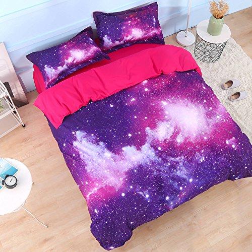 galaxy bedding full size - 6