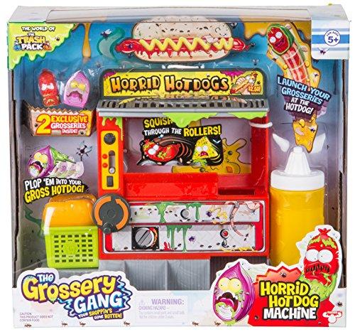 Grossery Gang Season 2 Horrid Hot Dog Playset ()