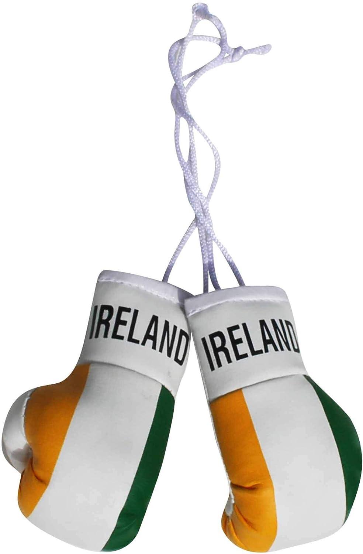 Minigants de boxe Motif drapeau de lIrlande