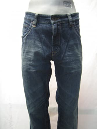 camel active, Houston, Herren Jeans Hose, Stretchdenim, Blue Used, W 38 2a7b19f04c