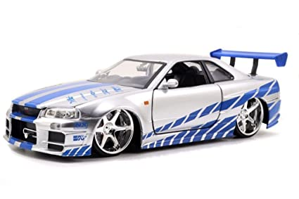 What fast and furious nissan skyline gtr