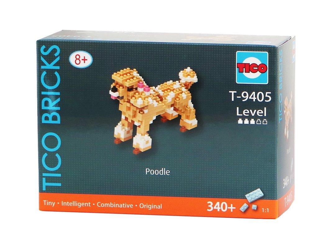 TICO Mini Brick Poodle Tico Bricks