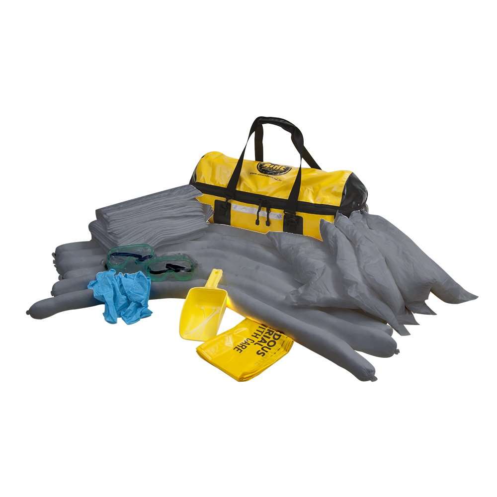 AIRE Weather Resistant Spill Duffel, Medium, Universal 33 Gallon
