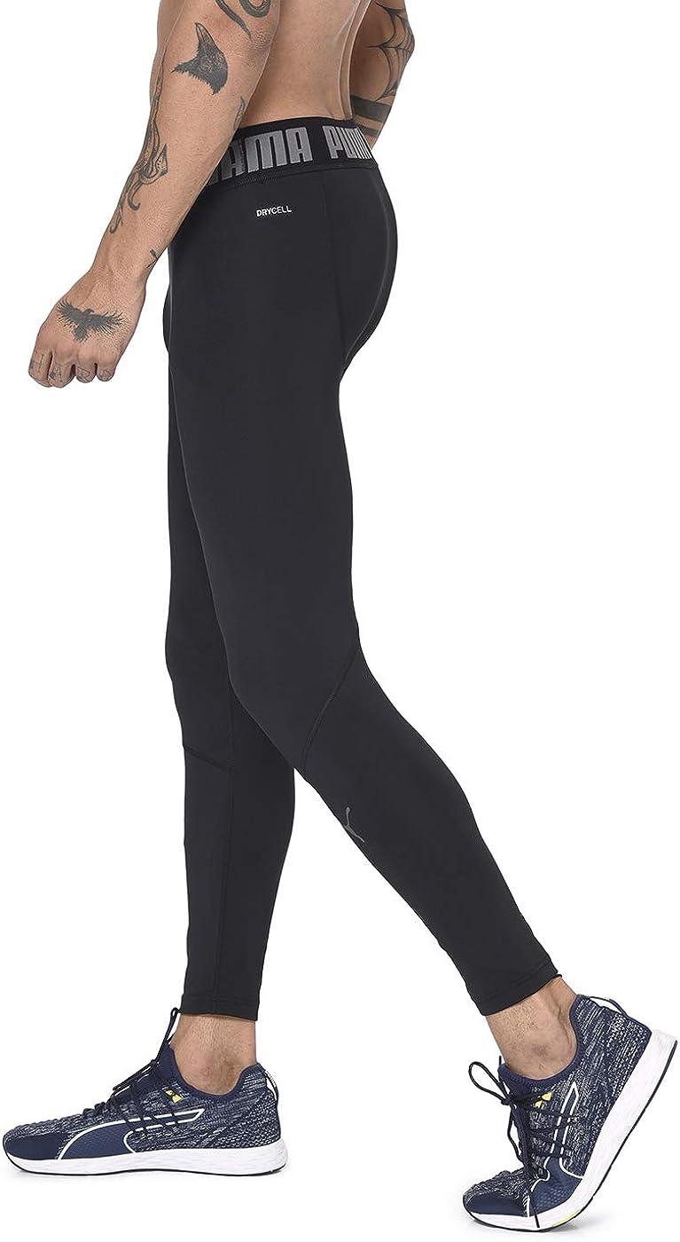 PUMA Herren BND Long Tight Leggings: : Bekleidung