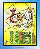 Cartoon Rehab [for the CRAZIES]: Wall Calendar - 2014, Joe King, 1493610112