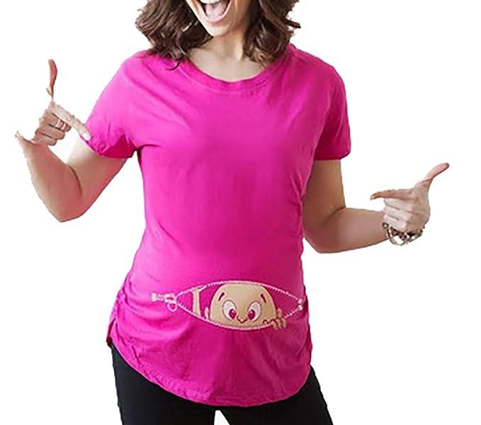 Funny Pregnancy Maternity Tee Shirt Gift Maternity Tee Shirt Pregnancy tee