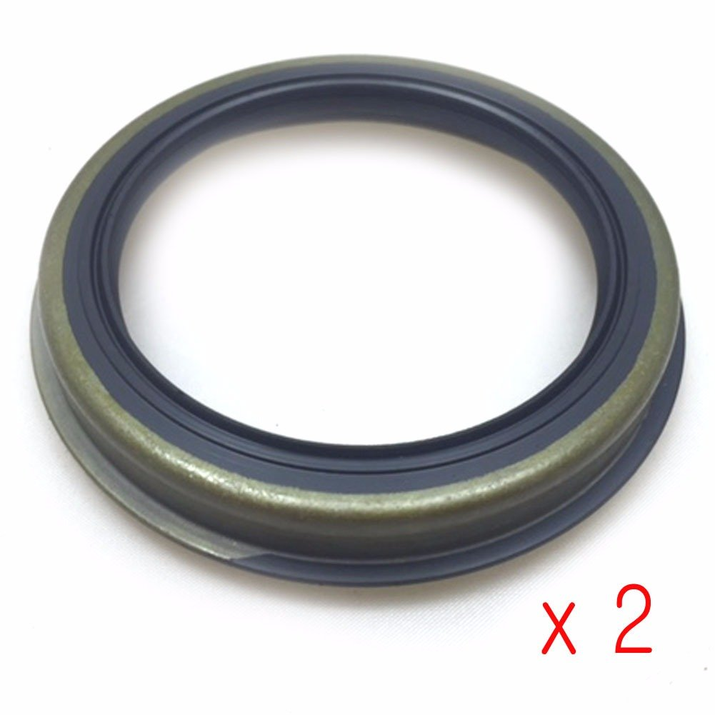 Front Hub Oil Seal for Ssangyong MUSSO(SPORTS), Korando Oem Parts x 2ea