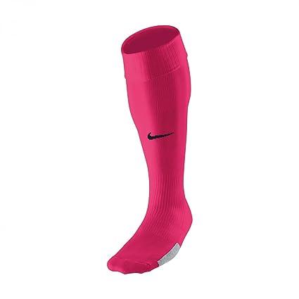 NIKE - Calcetines de fútbol sala, tamaño 30 - 34, color rosa