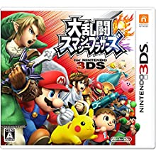 Super Smash Brothers - Nintendo 3DS [Japan Import]