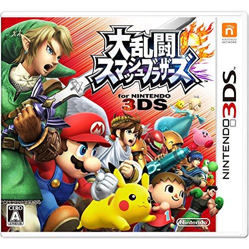 大乱闘スマッシュブラザーズ for ニンテンドー 3DSの商品画像