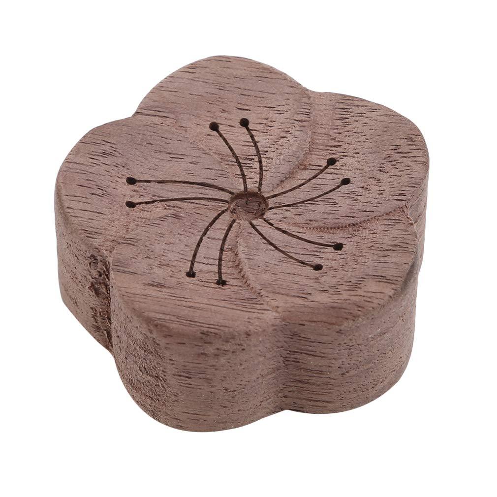 3,5 cm Eukalyptus SUNSKYOO Diffusor f/ür /ätherische /Öle aus Holz in R/öhrenform tragbarer Aromatherapie-Diffusor