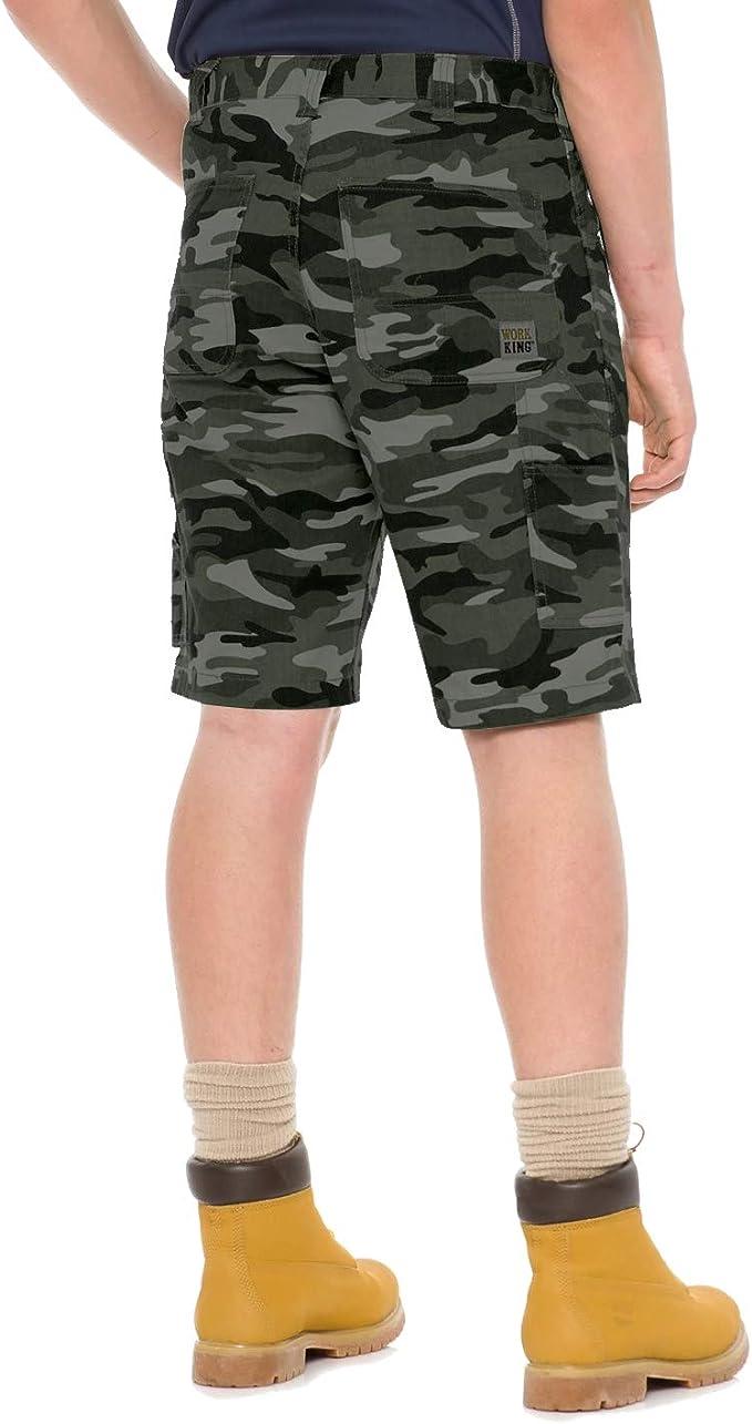 Cargo Shorts Men/'s Shamrock Green 8 pockets SEE DESCRIPTION** Cotton Ret $44 New
