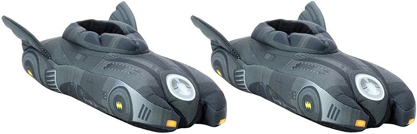 Batman 3D Batmobile Slippers