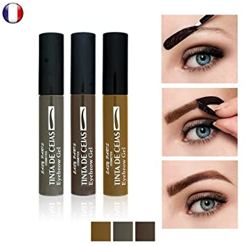 Encre A Sourcils Blond Tatoo Peel Off Eye Brow Gel Coloration Extra