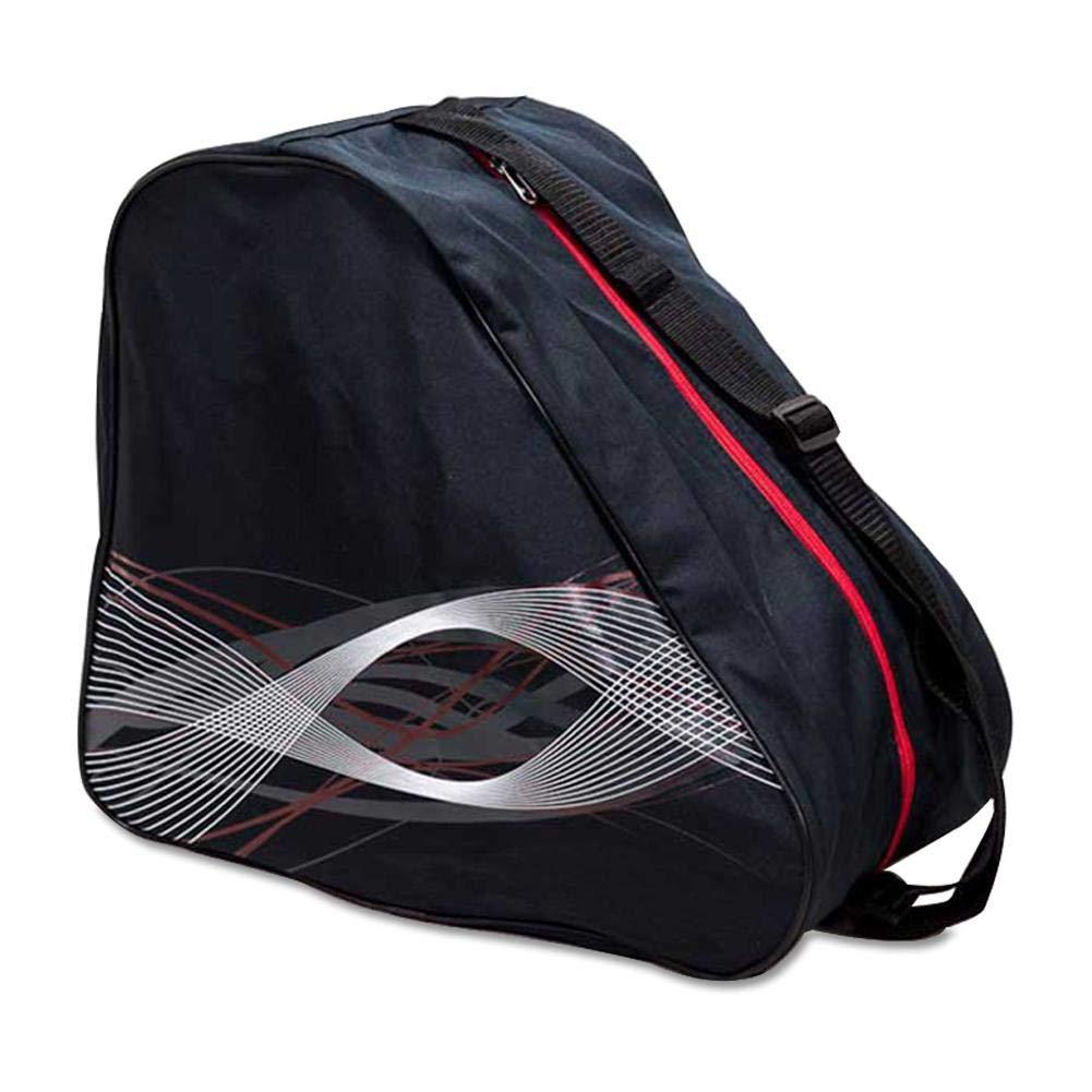 Supertop Skischuhtasche - Skifahren und Snowboarden Reisegepäck - Stores Ausrüstung einschließlich Jacke, Helm, Brille, Handschuhe und Zubehör - Belüftung und Ösen für die Entwässerung von Schnee