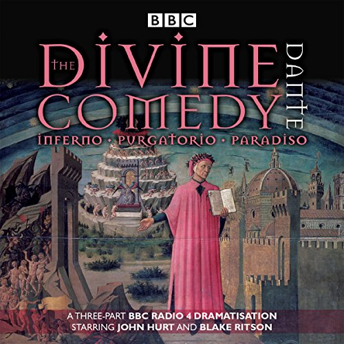 The Divine Comedy: Inferno; Purgatorio; Paradiso Audiobook [Free Download by Trial] thumbnail