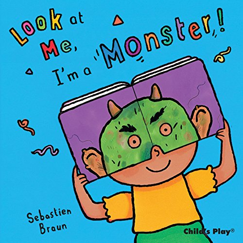 Look at Me: I'm a Monster! (Masked Board - Best Look For Me