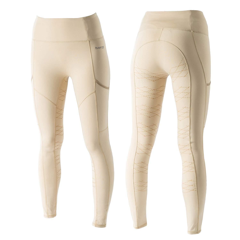 3a2e1711e Amazon.com   Horze Kira Women s Tights Riding Breeches   Sports   Outdoors