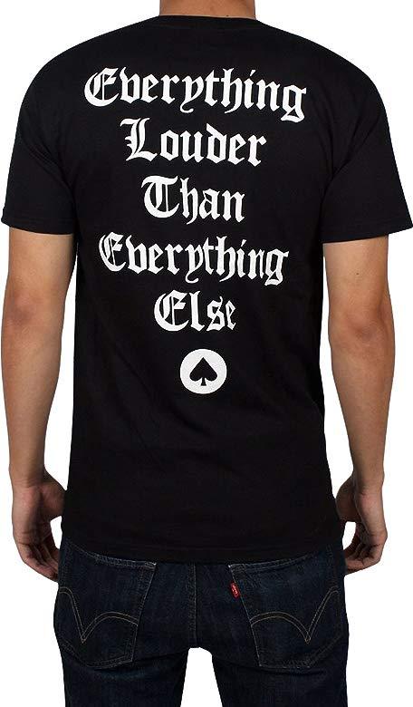Motorhead /'Ace Of Spades B/&W Tattoo/' T-Shirt NEW /& OFFICIAL