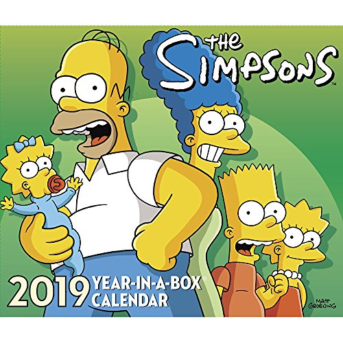 (The Simpsons Year-in-A-Box (2019) )
