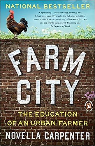 Farm City: The Education of an Urban Farmer: Amazon.es: Novella Carpenter: Libros en idiomas extranjeros