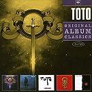 5cd Original Album Classics (Toto/Hy Dra/Turn Back/Toto Iv/Isolation)