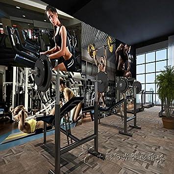 Fitnessstudio wallpaper  Wallpaper Experten ein großes Wandbild Fitnessstudio Yoga Club ...