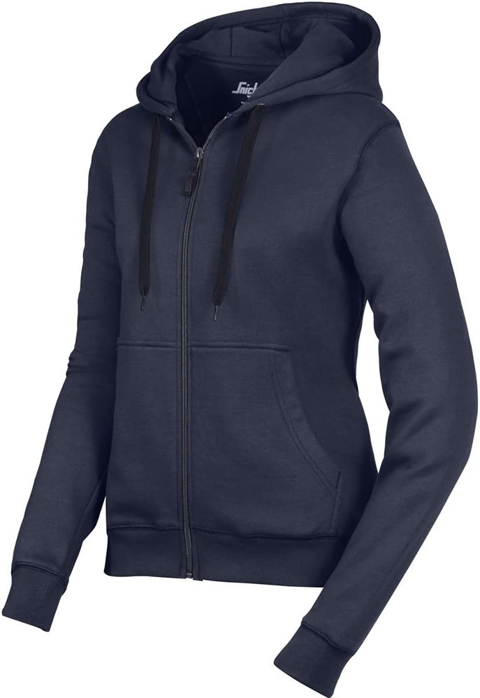 Snickers 28189500007 Sweatshirt with 1//2 Zip Size XL in Navy Blue