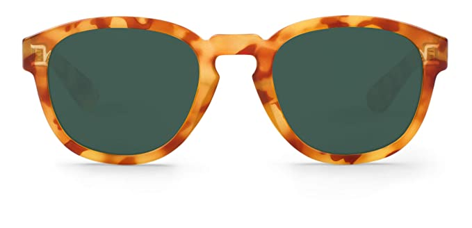 Mr. Boho | Peckham | Caramel - Gafas de sol para hombre y ...