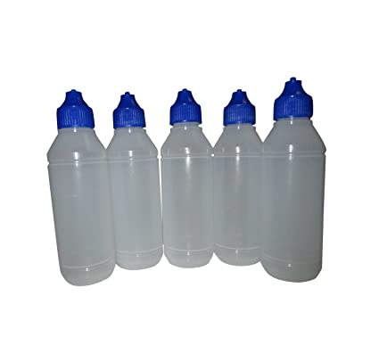 3D Jelly Cake Tools Bottle Gelatin Art Jello Gracilaria Bottle Needle Bottle 100ml Empty Bottle Free